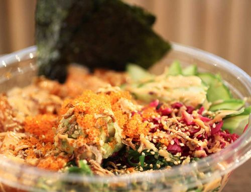 What Is A Poke Bowl? And Why Is It The Latest Craze? Find Out Here.