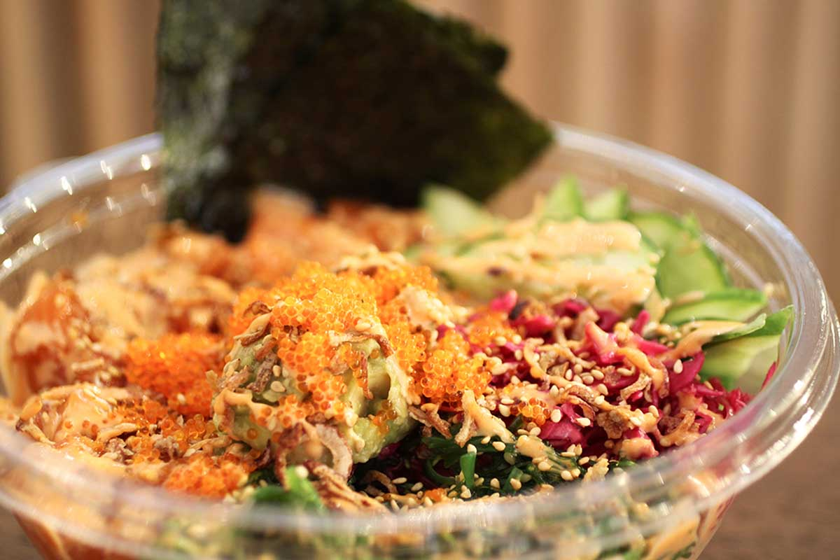 What Is A Poke Bowl And Why Is It The Latest Craze Find Out Here.