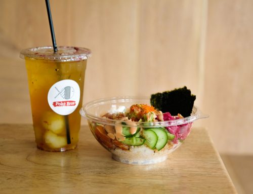 'Man of Many' Poke Bowl Review
